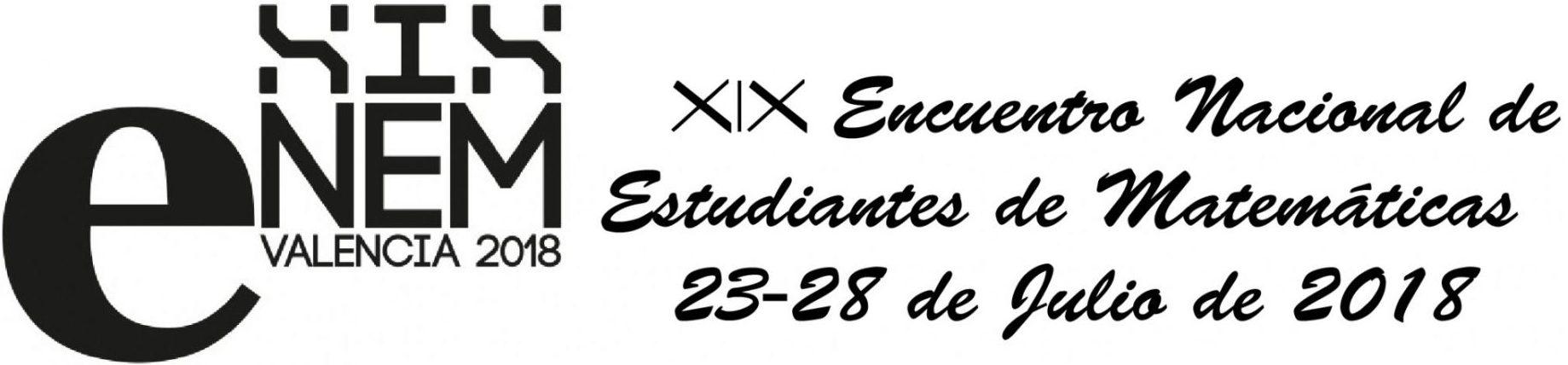 XIX ENEM Valencia 2018